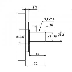LVK63 (3520V) - ARBRE